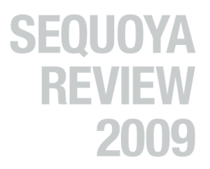 Sequoya Review 2009